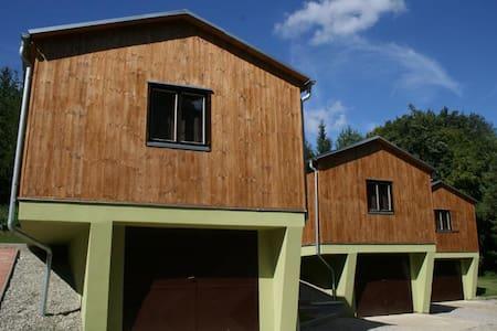 Les park Vřesovice - Vřesovice - Hotel ekologiczny