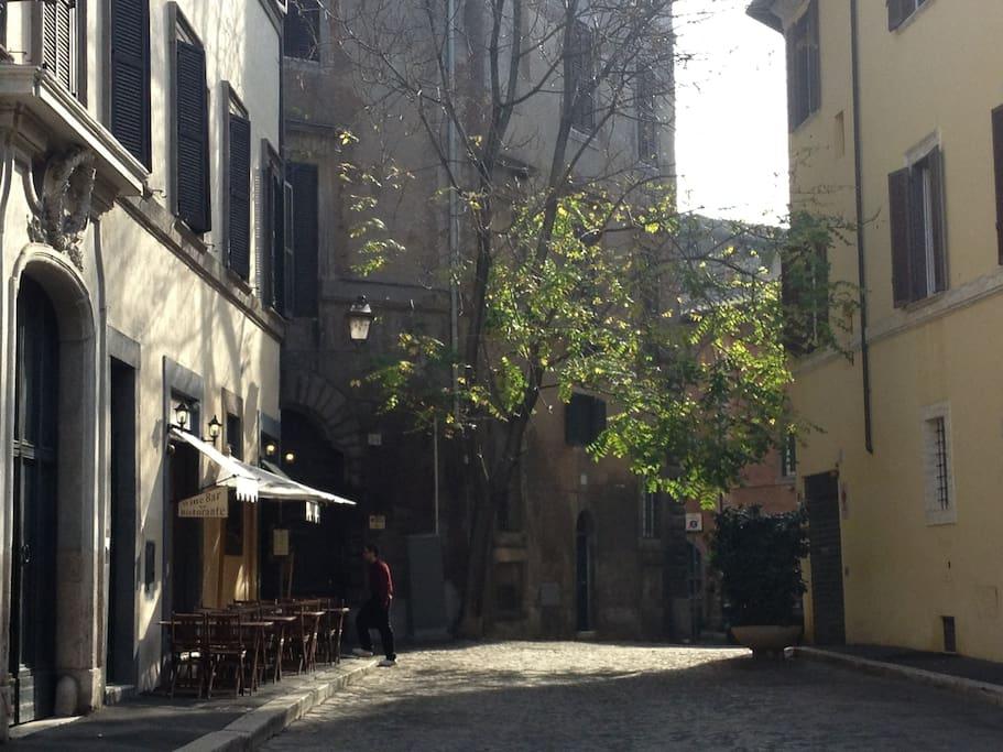 Piazza Margana