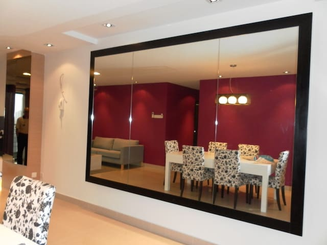 Lux Condo 2306A, 3 Bedrooms near MidValley - Kuala Lumpur - Huoneisto