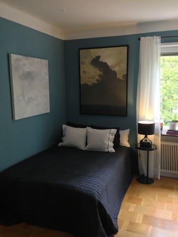 Nice studio apartment in Stockholm