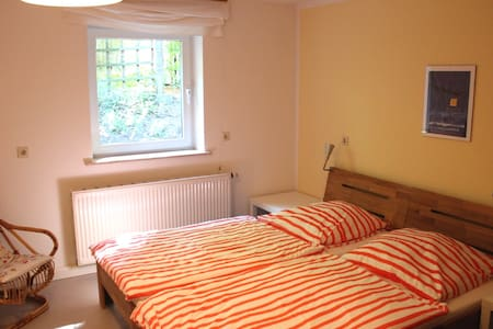 cosy holiday-flat in natural garden - Freital