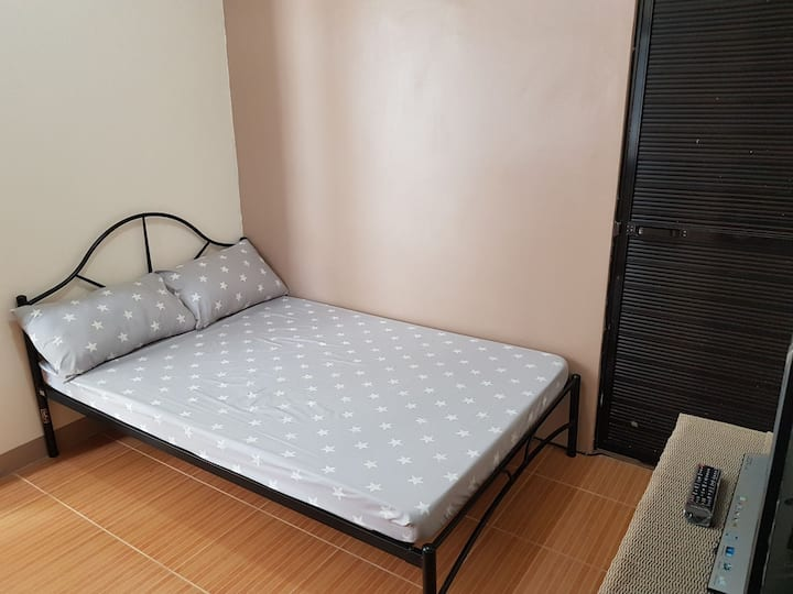 Fully Furnished Studio Type Room (Near Malls)