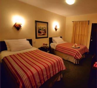 HOTEL CAJAMARCA - Cajamarca