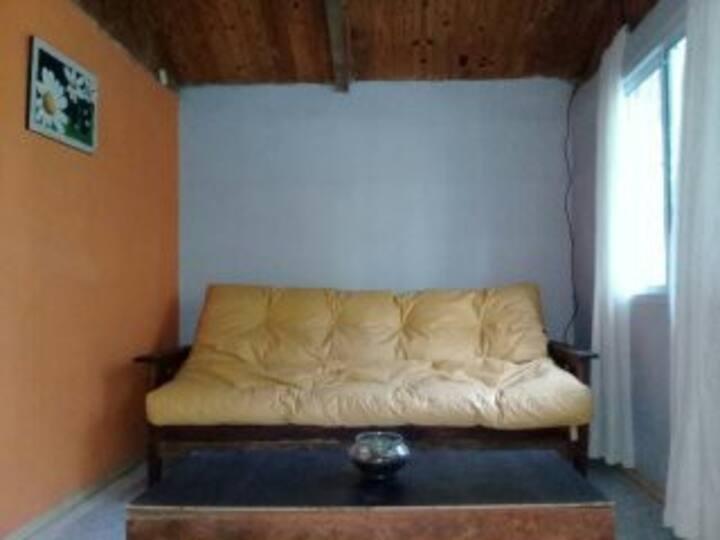 Cabaña Acacias del Toledano. Exclusividad y relax.