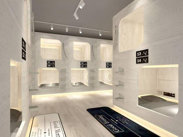 L'etoile de Mer Mong Kok 海之星宿 旺角 Business Capsule