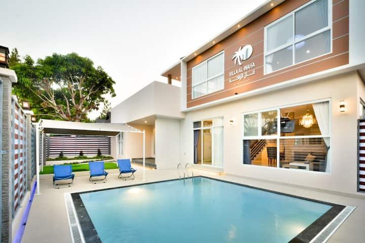 Villa ALW 3 Bed+ Pool