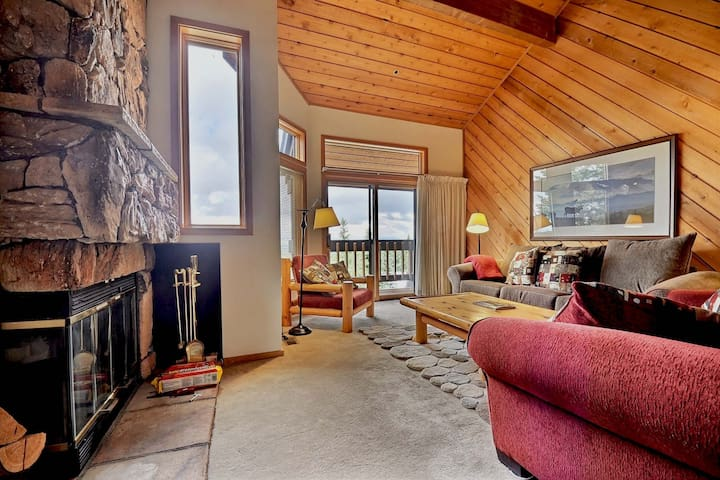 Deer Valley Ski Mountain Condo (just listed)
