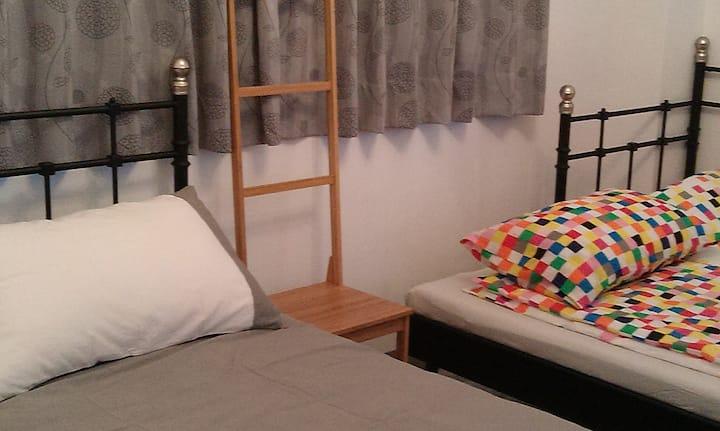 金龜宿  Room 2 (for 2~4人)