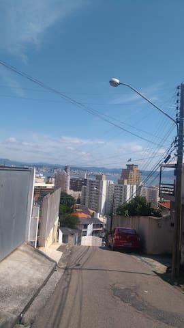 Hostel no centro de Florianópolis - Florianópolis - Serviced apartment