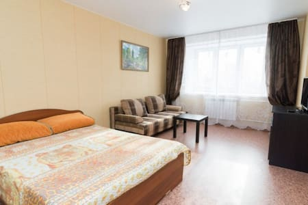 1 room apartment in a new building