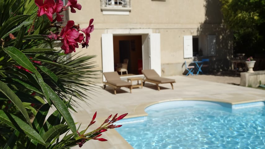 Maison avec piscine près d'Orange - Piolenc - Other