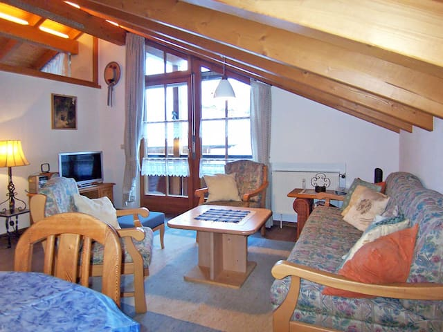 Apartment Charivari Ferienwohnungen for 4 persons - Obermaiselstein - 公寓
