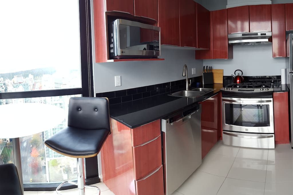 what is the best flooring for kitchens downtown vancouver condo with million dollar views 9857