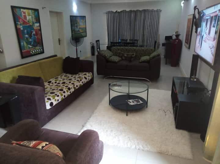 Villa Makaveli is like home away from home.