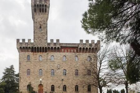 B&B Castello Machiavelli le segrete del castello - Wohnung