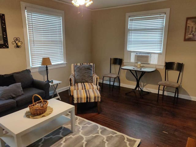 Riverside 1 BR, Near 5 Points! Ozone Cleaned