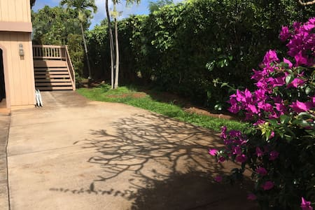 Private studio unit walking distance to the beach. - Lahaina - Egyéb