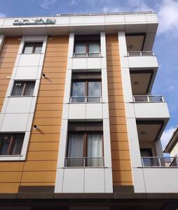 """FINANCIAL CENTER"" - Ümraniye - Apartment"