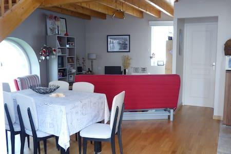 Charmant Duplex  à 30' du Puy du Fou - Cholet - 公寓