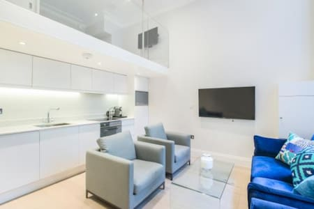 Perfect getaway in the heart of South Kensington - London - Apartment