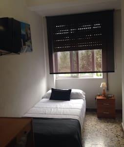 Individual exterior baño compartido 105 - Ferrol