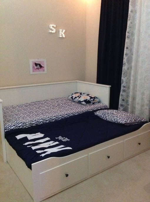 Twin to Full Adjustable Bed