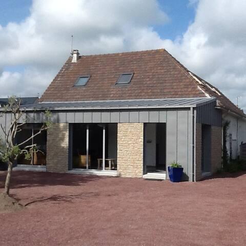 Airbnb® | Blainville-sur-Mer – Ferienwohnungen & Unterkünfte ...