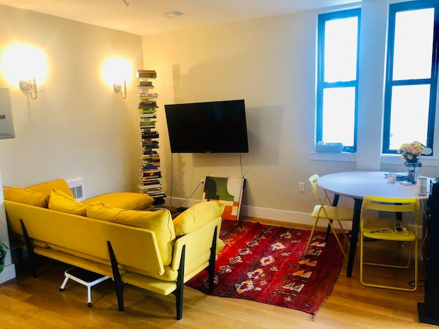 The heart of Bushwick - 2 bed quiet paradise