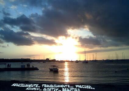 Apartamento 1ª linea de playa Ibiza - Sant Josep de sa Talaia - Pis
