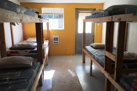 Cloudcroft Hostel - Man Bunk 2 - High Rolls