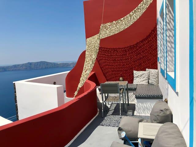 Santorini Hara's Houses - Studio 3