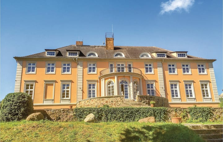 Holiday cottage with 17 bedrooms on 1500m² in Uckerland Ot Lübbenow