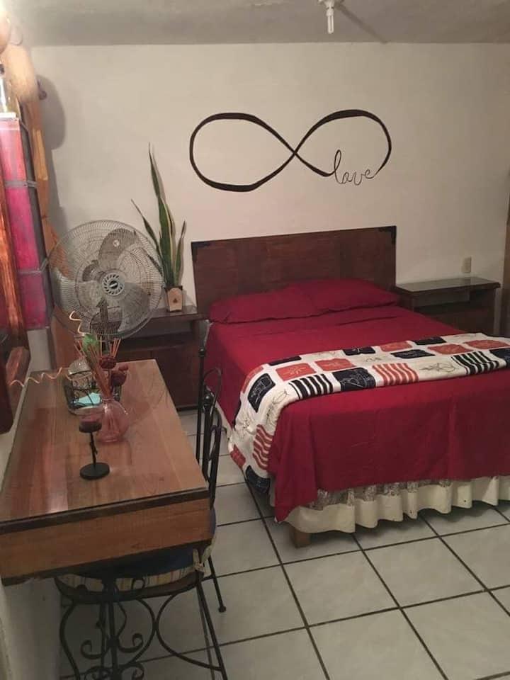 """Nice bedroom """"COZY"""", thought of you, Boca del Río"""