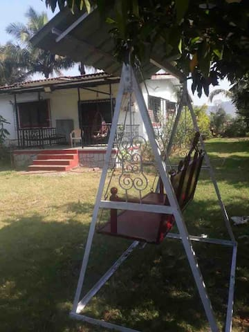 Mango Tree Farmhouse- Villa 1