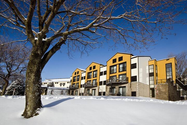 Bromont Auberge 2 beds
