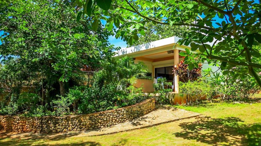Amor Caribbean Bungalow Garden View - Las Galeras