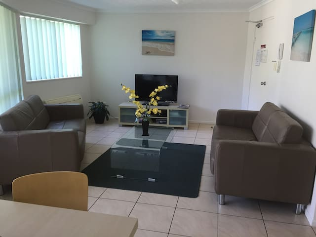 Apartment on Hervey Bay Esplanade