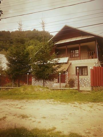 Casa de vacanta Baile Sarate Telega