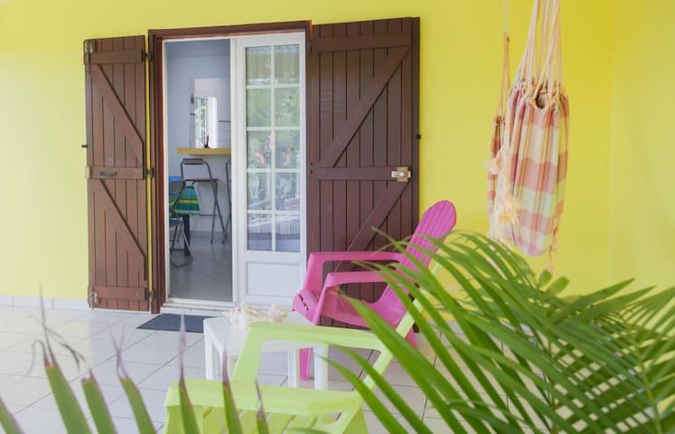 Rent apartment saint-Anne GREENERY - Sainte-Anne - Leilighet