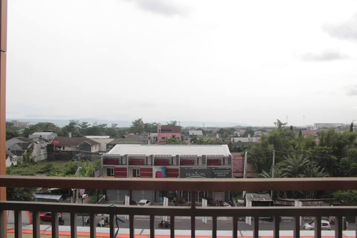 Sewa Apartement Student Park Unit 532