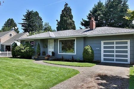 Quiet 2bd/1ba retreat in NE Portland neighborhood - Portland