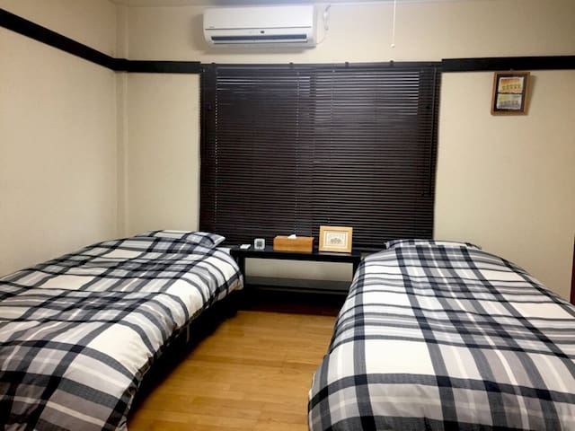 HAKATA 7m .canalcity2m. Low price!! - 福岡市 - Daire