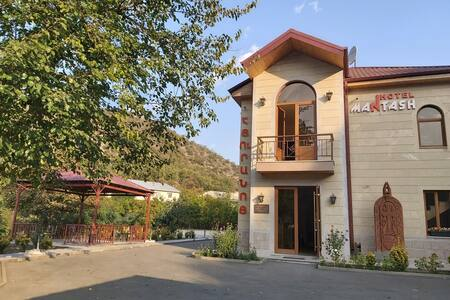 Mantash hotel, Martakert, Karabakh, Artsakh