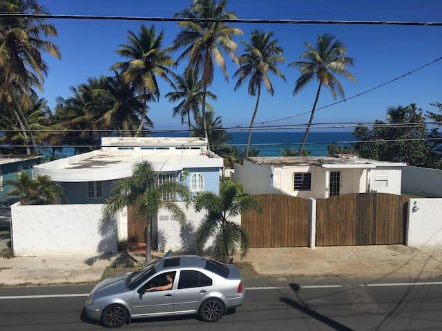 Caza y pesca  Beach House - Arecibo - Wohnung