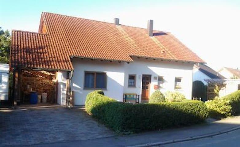 Ferienwohnung Lomberg in Gunningen - Gunningen - Apartment