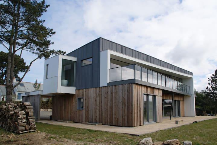 Maison vue mer sur la baie de Lannion - Trébeurden - House