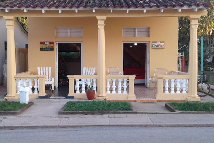 Casa Paez, ideal para toda familia