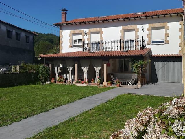Casa Rural La Rasilla en Valles Pasiegos