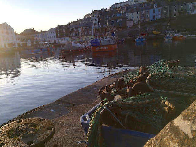 Charming Fisherman's Cottage in Mevagissey - Mevagissey - Casa