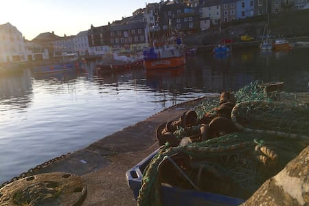 Charming Fisherman's Cottage in Mevagissey - Mevagissey - Ev